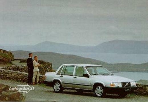 Volvo 740 1990-1991