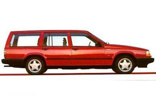 Volvo 740 1989-1990