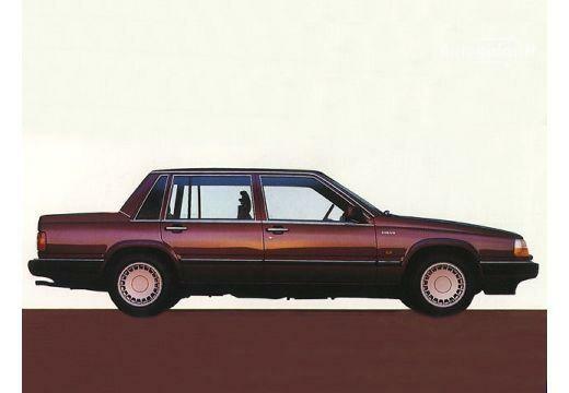 Volvo 760 1989-1990