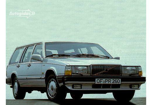 Volvo 760 1985-1987