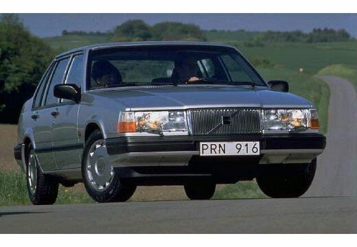 Volvo 940 1990-1991