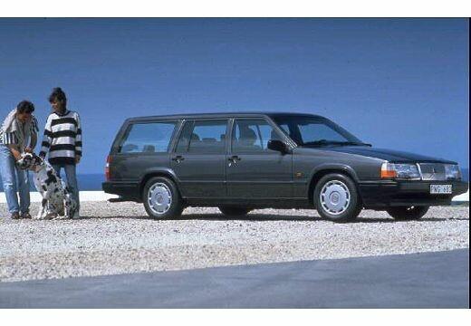 Volvo 940 1991-1992