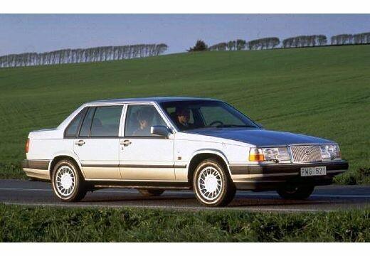 Volvo 960 1990-1991
