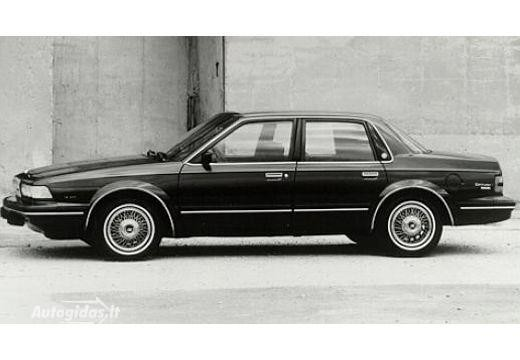 Buick Century 1981-1990