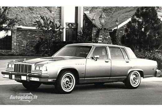Buick Electra 1988-1990