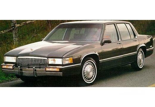 Cadillac Deville 1991-1993