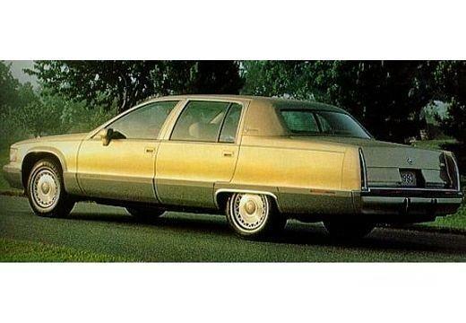 Cadillac Fleetwood 1982-1989
