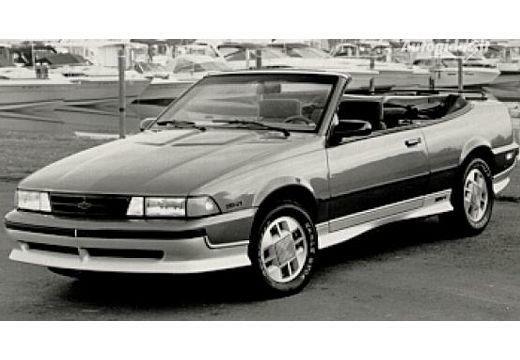 Chevrolet Cavalier 1986-1988
