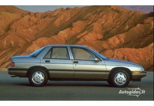 Chevrolet Corsica 1989-1991