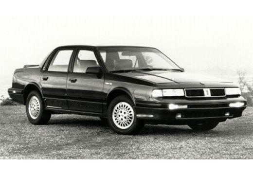 Oldsmobile Cutlass 1990-1991