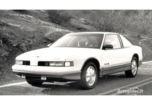 Oldsmobile Cutlass 1990-1991