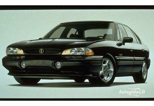 Pontiac Bonneville 1986-1991
