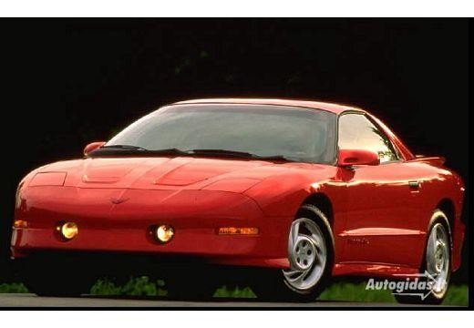 Pontiac Firebird / Trans Am 1991-1993