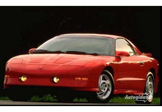 Pontiac Firebird / Trans Am 1991-1992