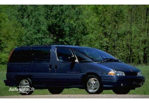 Pontiac Trans Sport 1990-1993