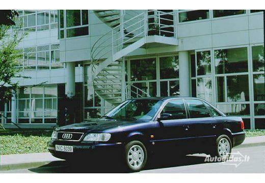 Audi A6 1995-1996