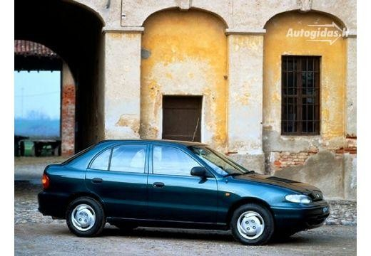 Hyundai Accent 1996-1997