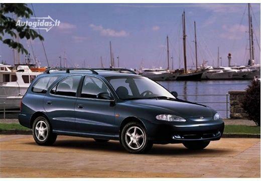 Hyundai Lantra 1996-1997