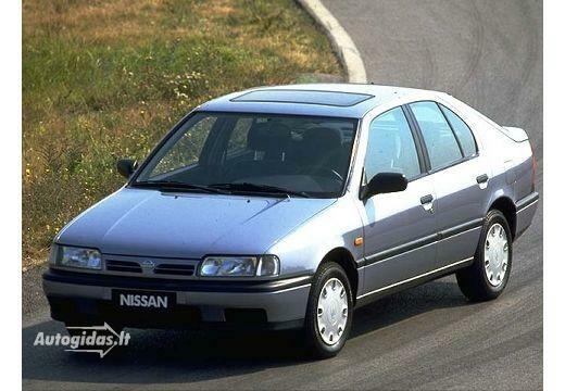Nissan Primera 1995-1996