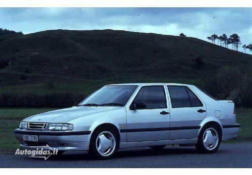 Saab 9000 1996-1998