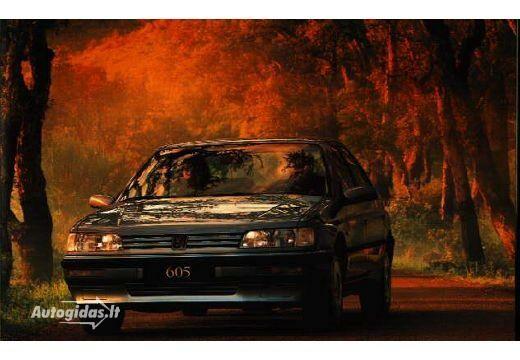 Peugeot 605 1994-1995
