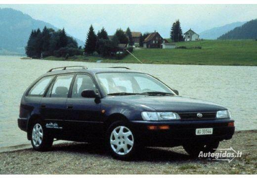 Toyota Corolla 1996-1997