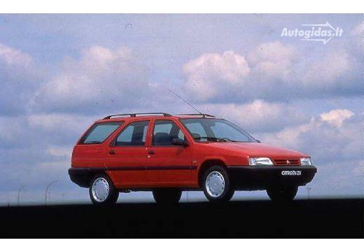 Citroen ZX 1996-1998
