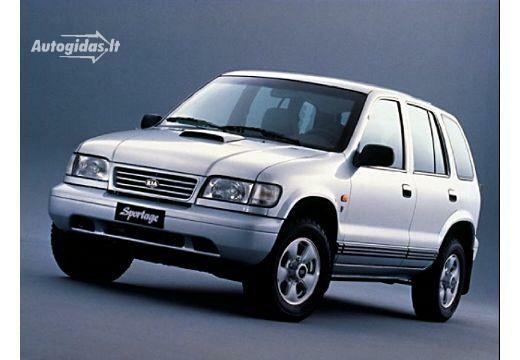 Kia Sportage 1995-1997