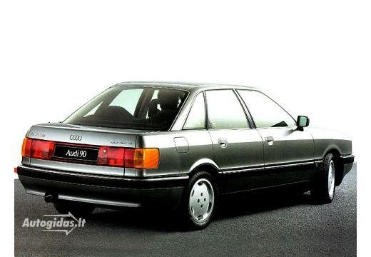 Audi 90 1988-1989