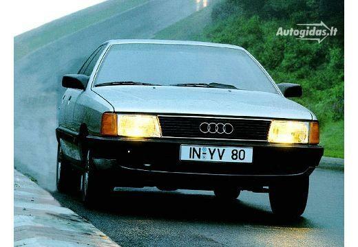 Audi 100 1982-1984