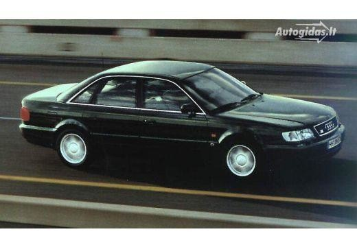 Audi A6 1996-1997