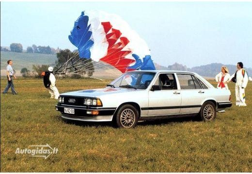 Audi 200 1979-1982