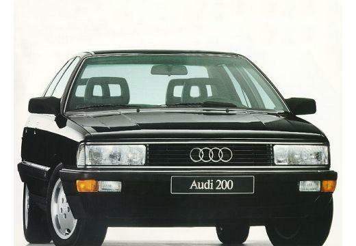Audi 200 1983-1985