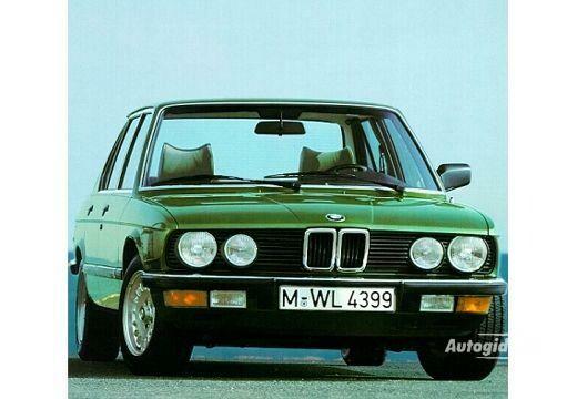 BMW 535 1985-1987