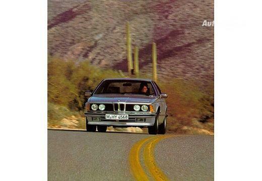 BMW 635 1987-1989