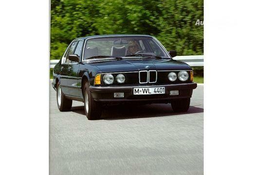 BMW 735 1985-1986