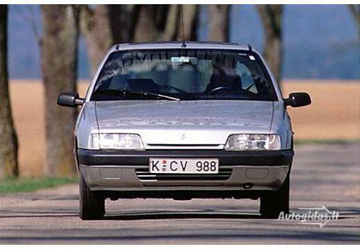 Citroen ZX 1991-1992