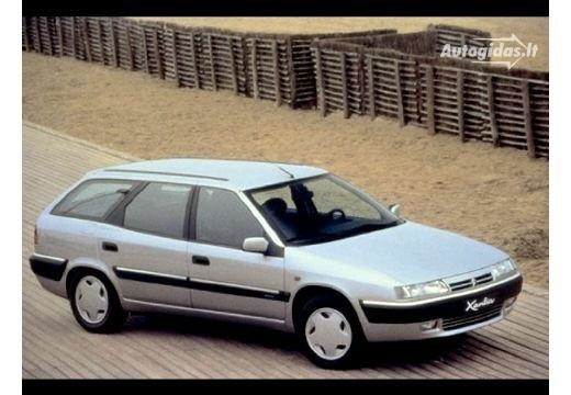 Citroen Xantia 1995-1997