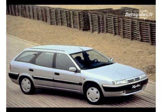Citroen Xantia 1996-1998