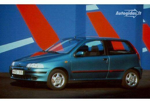 Fiat Punto 1993-1997
