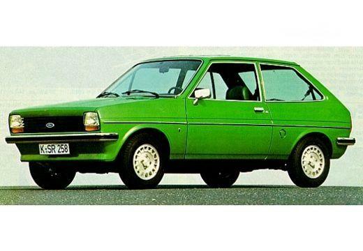 Ford Fiesta 1980-1981