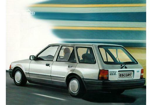 Ford Escort 1989-1990