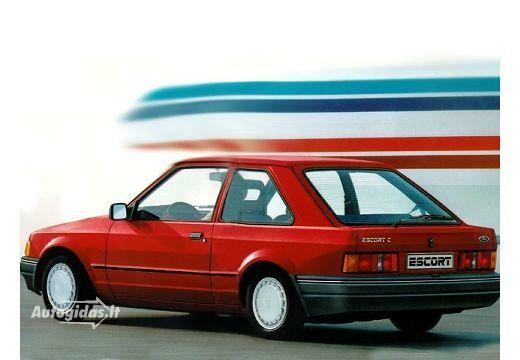 Ford Escort 1986-1987