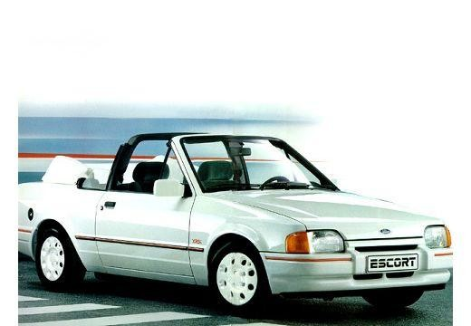 Ford Escort 1990-1990