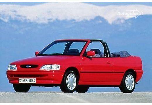 Ford Escort 1994-1995