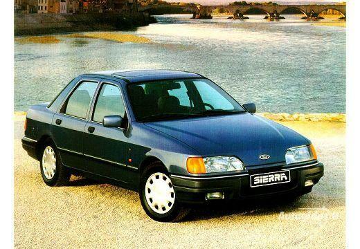 Ford Sierra 1988-1989