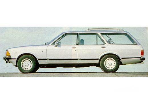 Ford Granada 1983-1985