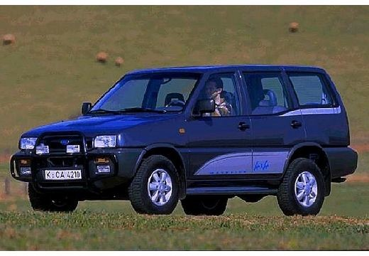 Ford Maverick 1993-1995