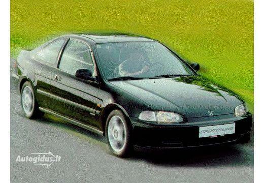 Honda Civic 1993-1995