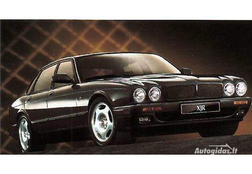 Jaguar XJ 1994-1997